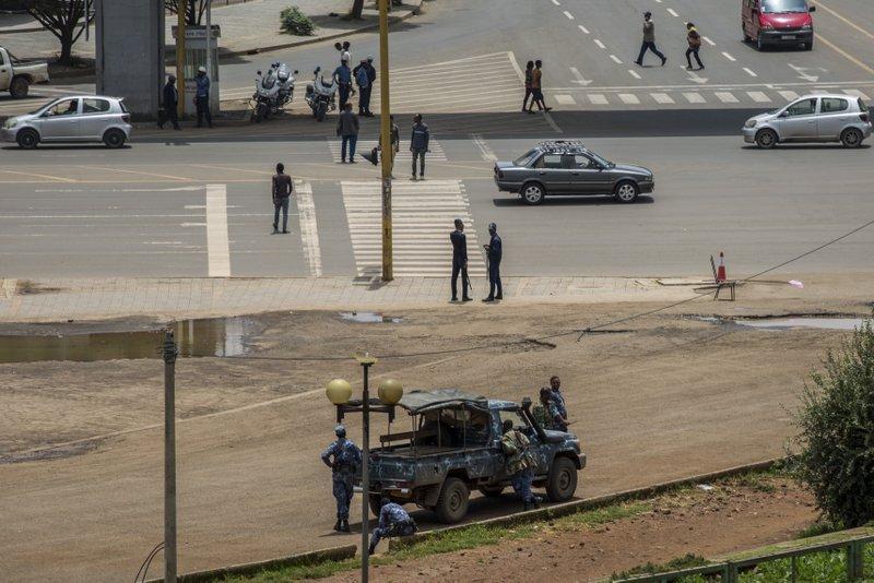 埃塞俄比亚未遂兵变主谋遭击毙 已致4名官员身亡