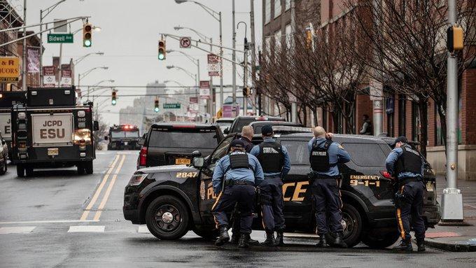 美国新泽西州发生枪击案 已致6人死亡