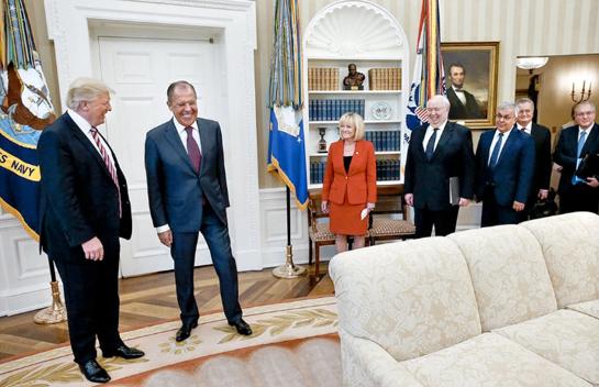 俄外交官使用兴奋剂?俄外长这样调侃美议员的荒谬指责