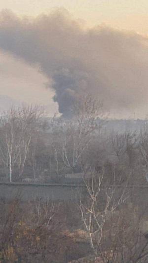 美阿富汗空军基地附近发生自杀式炸弹袭击 5人受伤