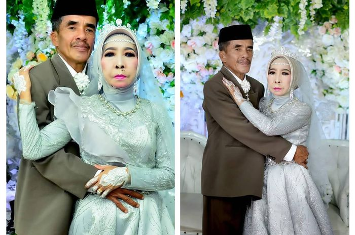 印尼女学霸56岁才出嫁:男方小学毕业,成为当地佳话