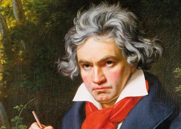 贝多芬(图源:维基百科)