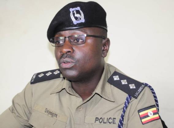 乌干达坎帕拉警方发言人(图源:乌干达PML Daily)