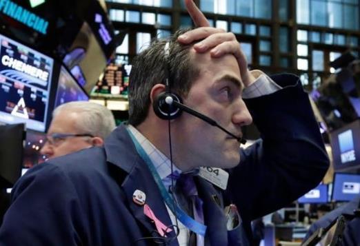 欧股暴跌创下历史纪录 美股创下自1987年以来最大跌幅进入熊市