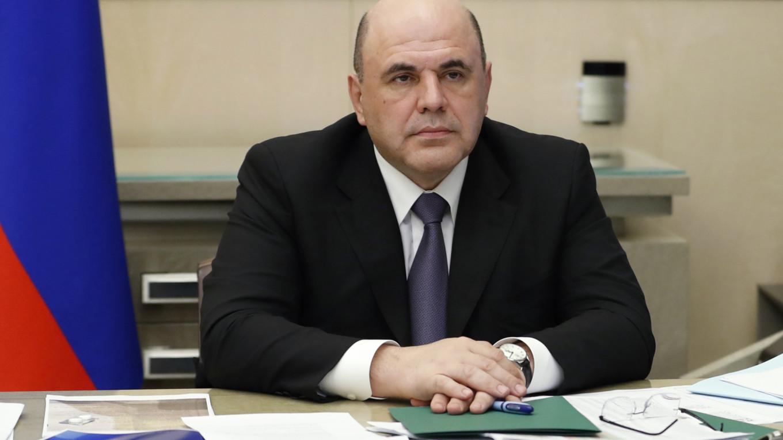 俄罗斯总理米舒斯京的新冠病毒检测呈阳性(塔斯社)