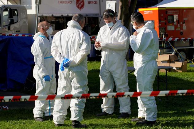 疫情当前,澳大利亚维州一地又暴发H7N7禽流感