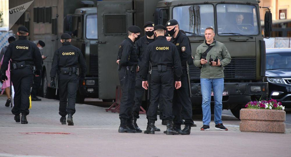 """俄方谈33名""""武装人员""""在白俄罗斯被捕:只是过境,要去拉美"""