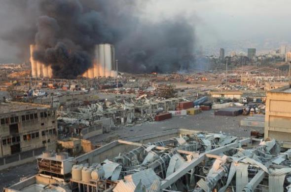 联合国将向黎巴嫩拨出900万美元:这场危机需要各方支持