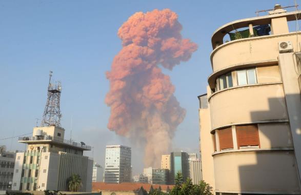外媒:贝鲁特大爆炸死亡人数上升至149人