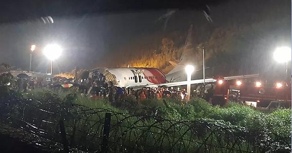 印度客机事故:2人新冠病毒检测呈阳性 其中1人已遇难