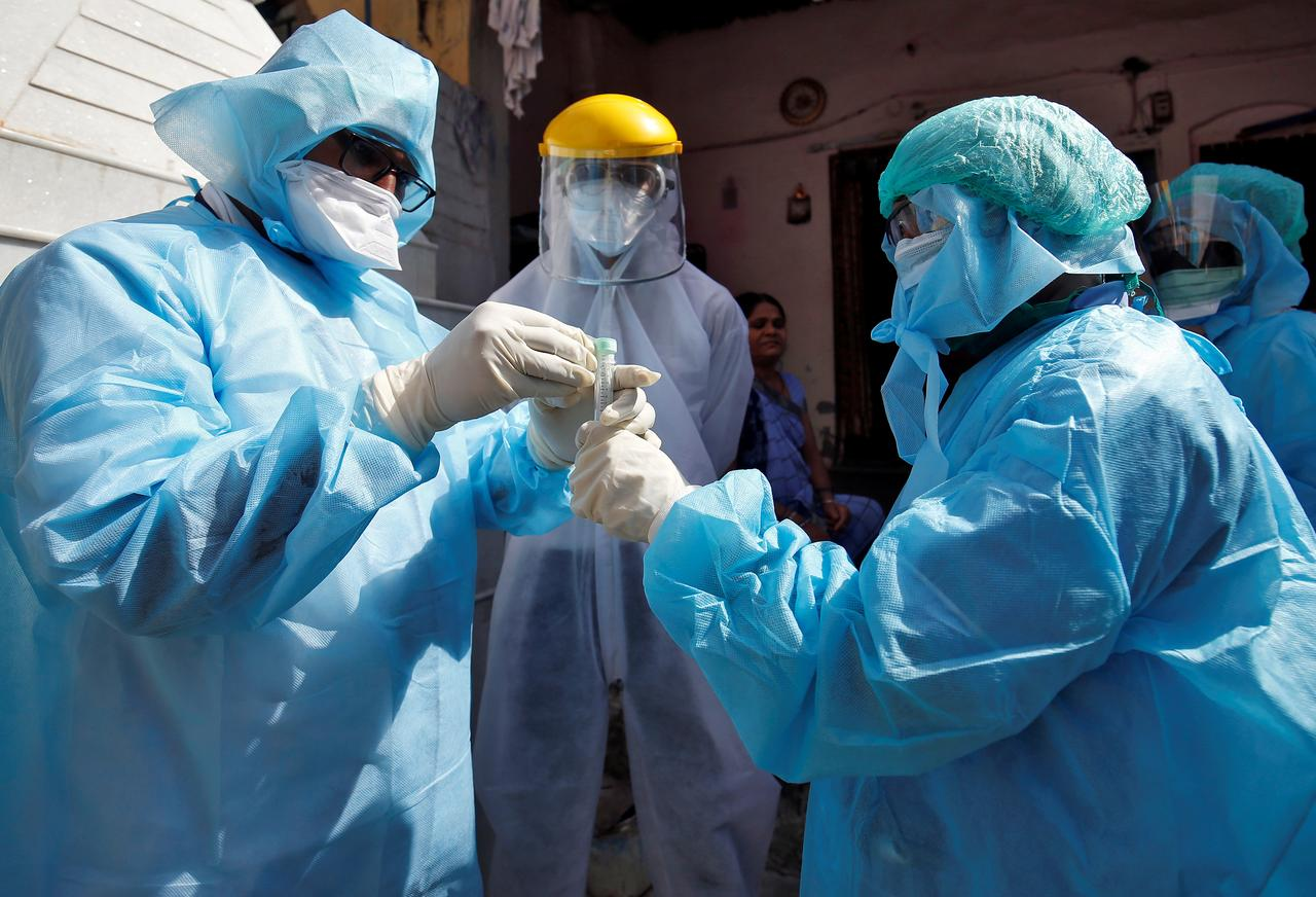 一文读懂全球疫情:全球累计确诊超1977万例 印度连续10天日增病例超5万
