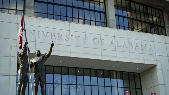 阿拉巴马大学(图:Getty)