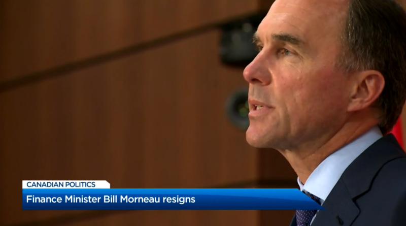 加拿大前财长利用公职为他人助选 被裁定违反选举法