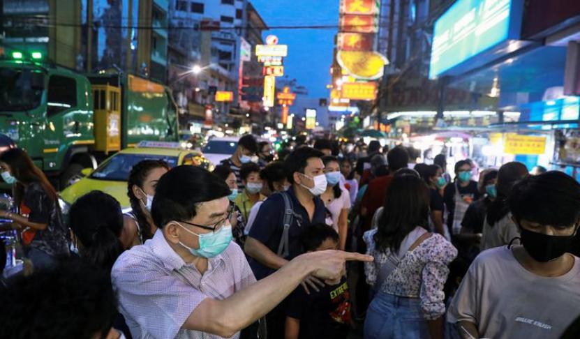 泰国时隔百天再现新冠肺炎死亡病例 为54岁劳工部口译员