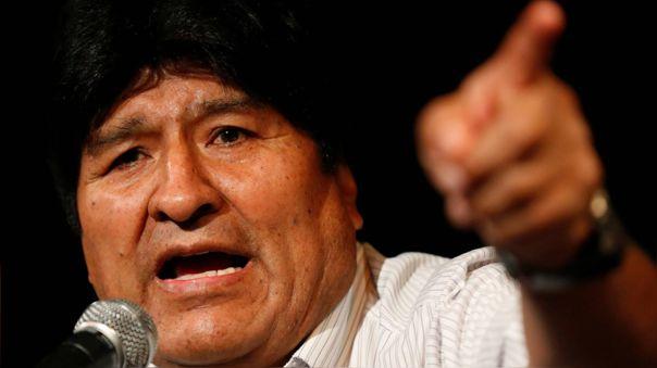 玻利维亚前总统:若所在党派赢得选举 将免费提供新冠疫苗