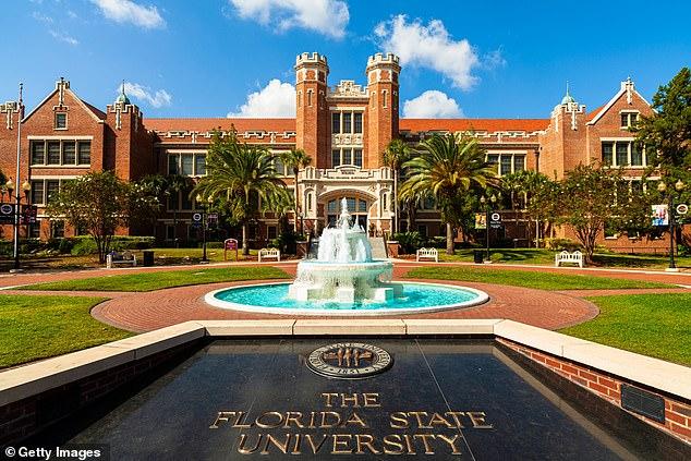 佛罗里达州州立大学。(图源:GettyImages)