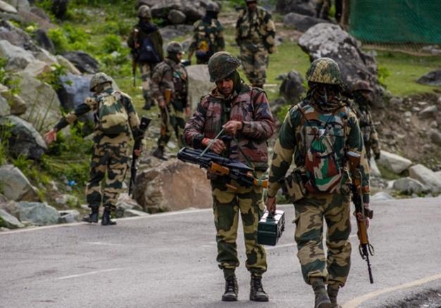 印巴交火再致1名印度军官死亡 印军5天内4人被打死