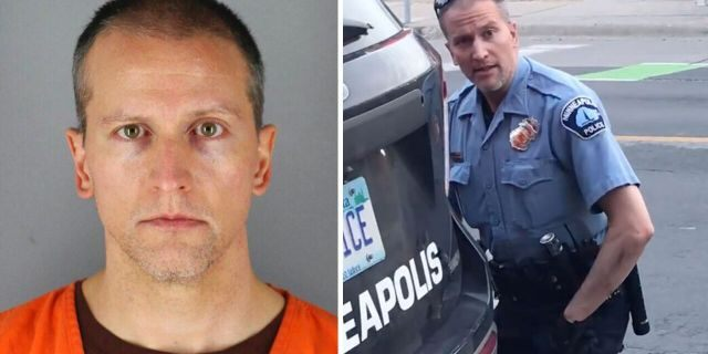 跪杀弗洛伊德的美国前警官沙文出狱 保释金100万美元