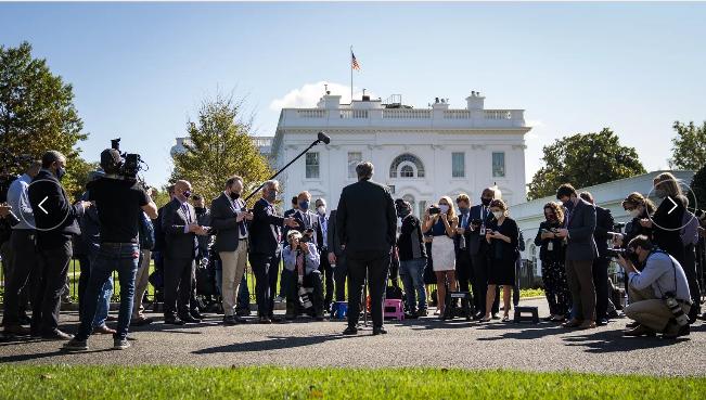 白宫瞒报病情?美媒曝白宫高级安全官上月确诊新冠 病情严重