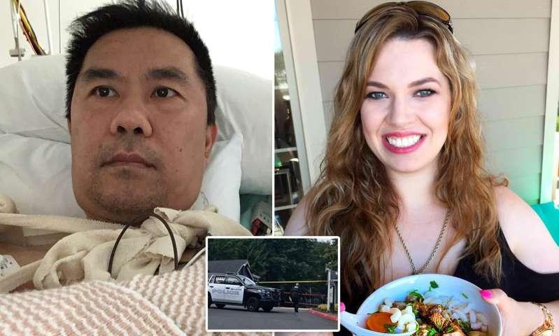 美国华裔男子遭前妻买凶杀人 身中9枪幸存 案件细节令人发指
