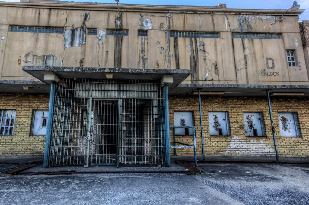 美司法部宣布将对一名女囚犯执行联邦死刑。(图为美国监狱,图源自东方IC)