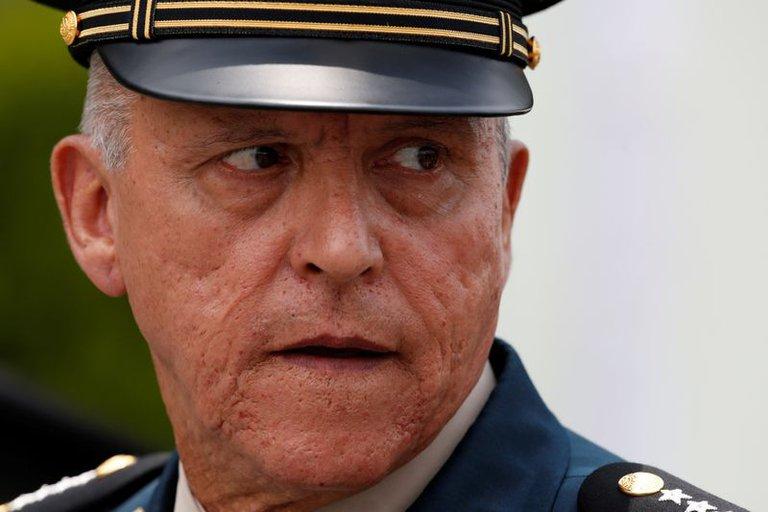 墨西哥前防长首场听证会仅持续5分钟 美国去年就已发布逮捕令