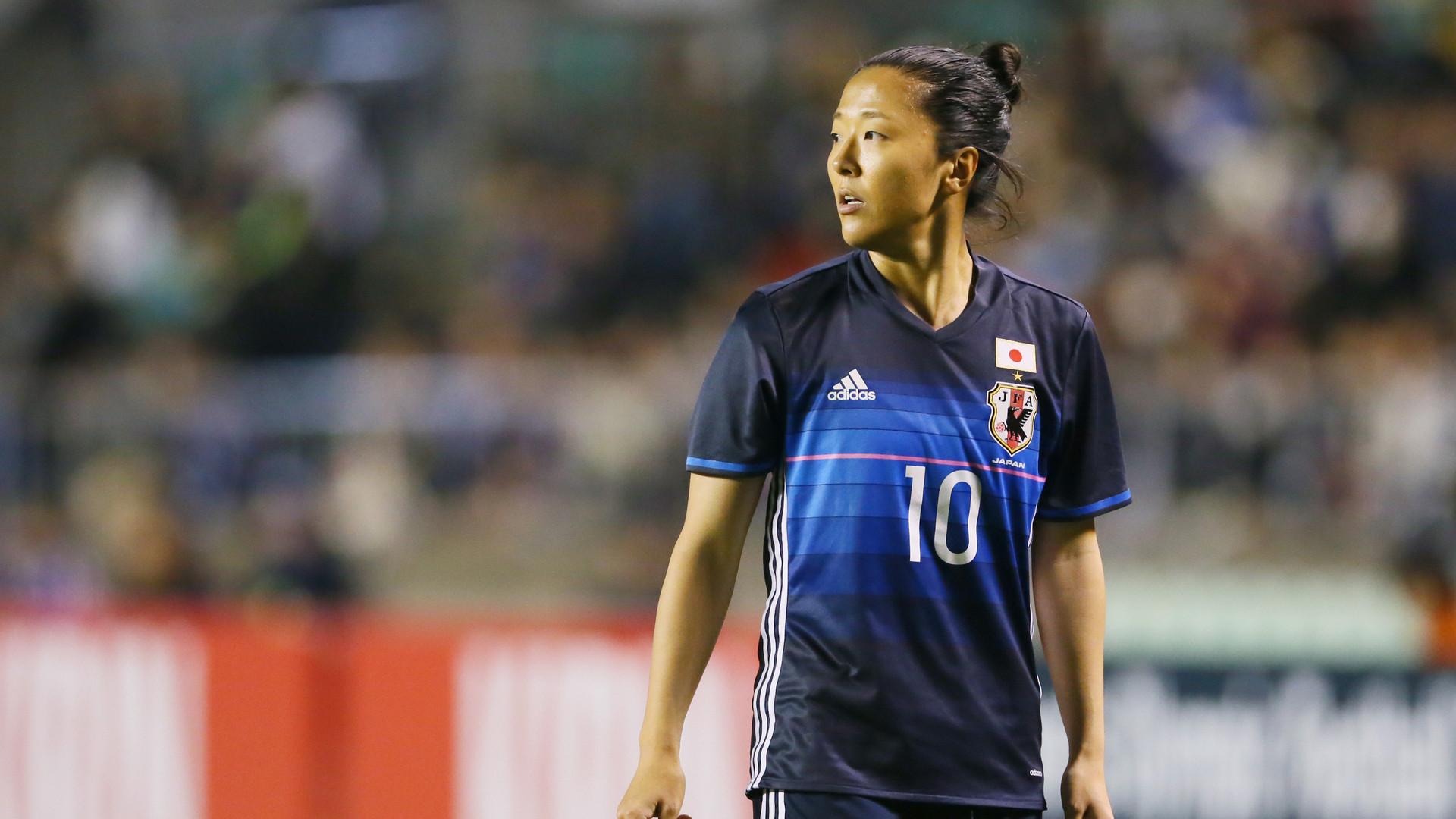 永里优季曾长期效力于日本国家队(Aflo)