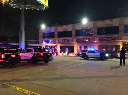 美国休斯敦一夜店突发枪击 已致3死1重伤