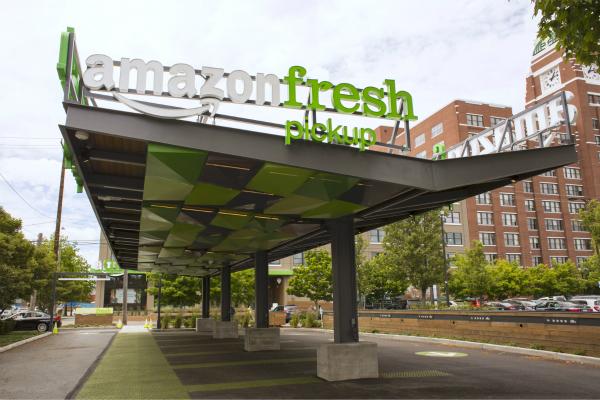 亚马逊生鲜将在芝加哥郊区开新店 提供1500个岗位