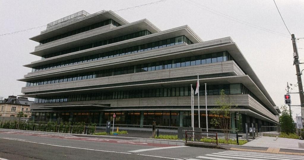 京都府警察总部(京都新闻)