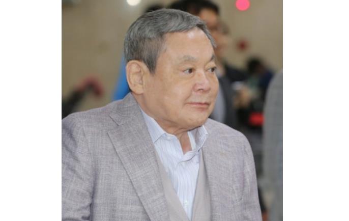 韩国三星集团会长李健熙去世 终年78岁