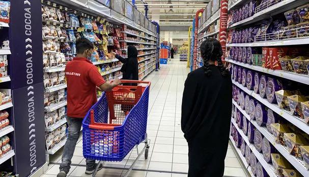 法国产品遭到中东民众抵制(AFP)