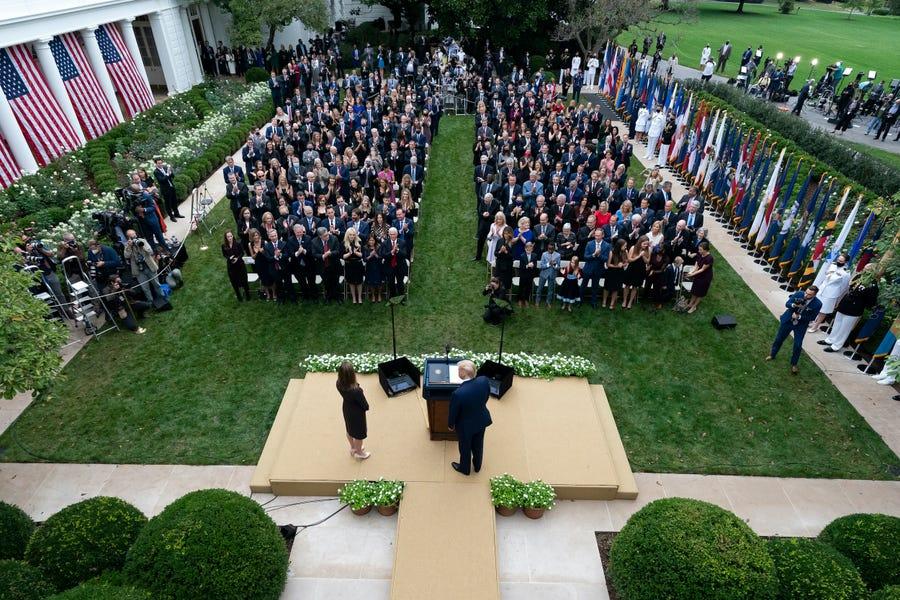 巴雷特提名仪式。(图:Getty)