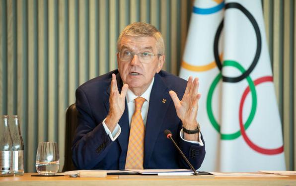 国际奥委会主席巴赫(路透社)