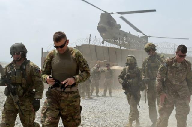 美国宣布从伊拉克和阿富汗撤军 驻军人数各减至2500人