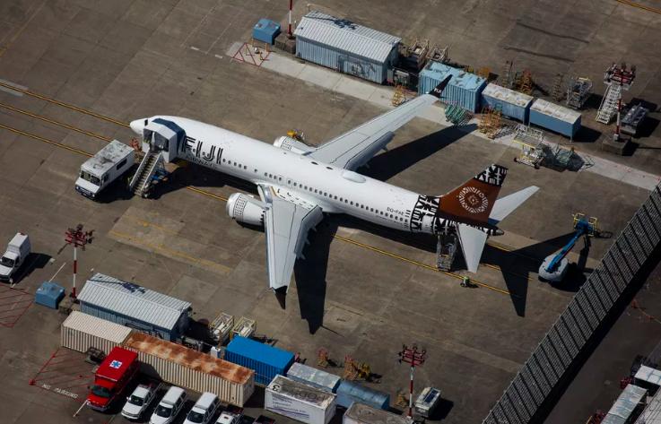 波音737 MAX机型获准复飞:停飞20个月 亏损200亿美元