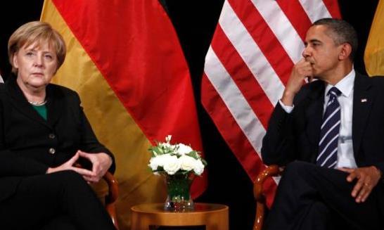 奥巴马新书谈德国总理默克尔:她起初对我持怀疑态度