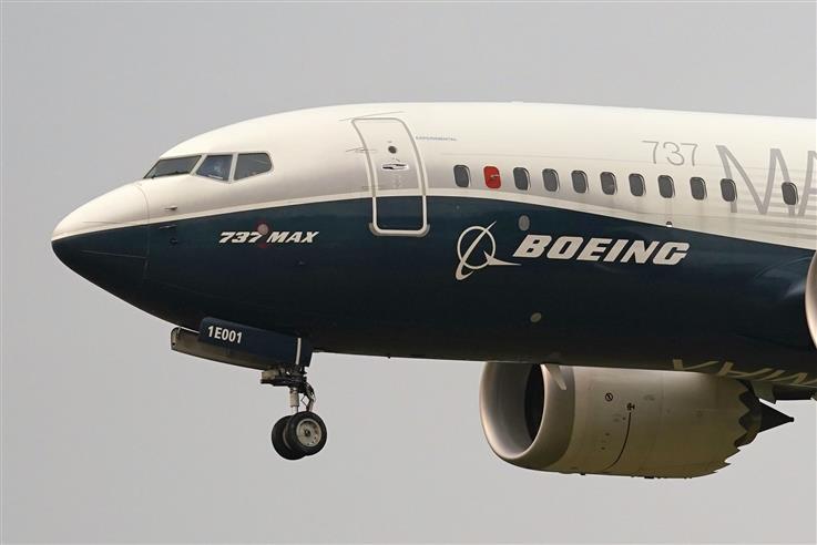 印官员回应波音737 MAX何时复飞:需一段时间