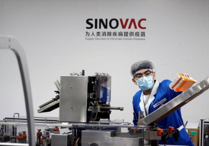 土耳其卫生部:将购买至少1000万剂中国新冠疫苗