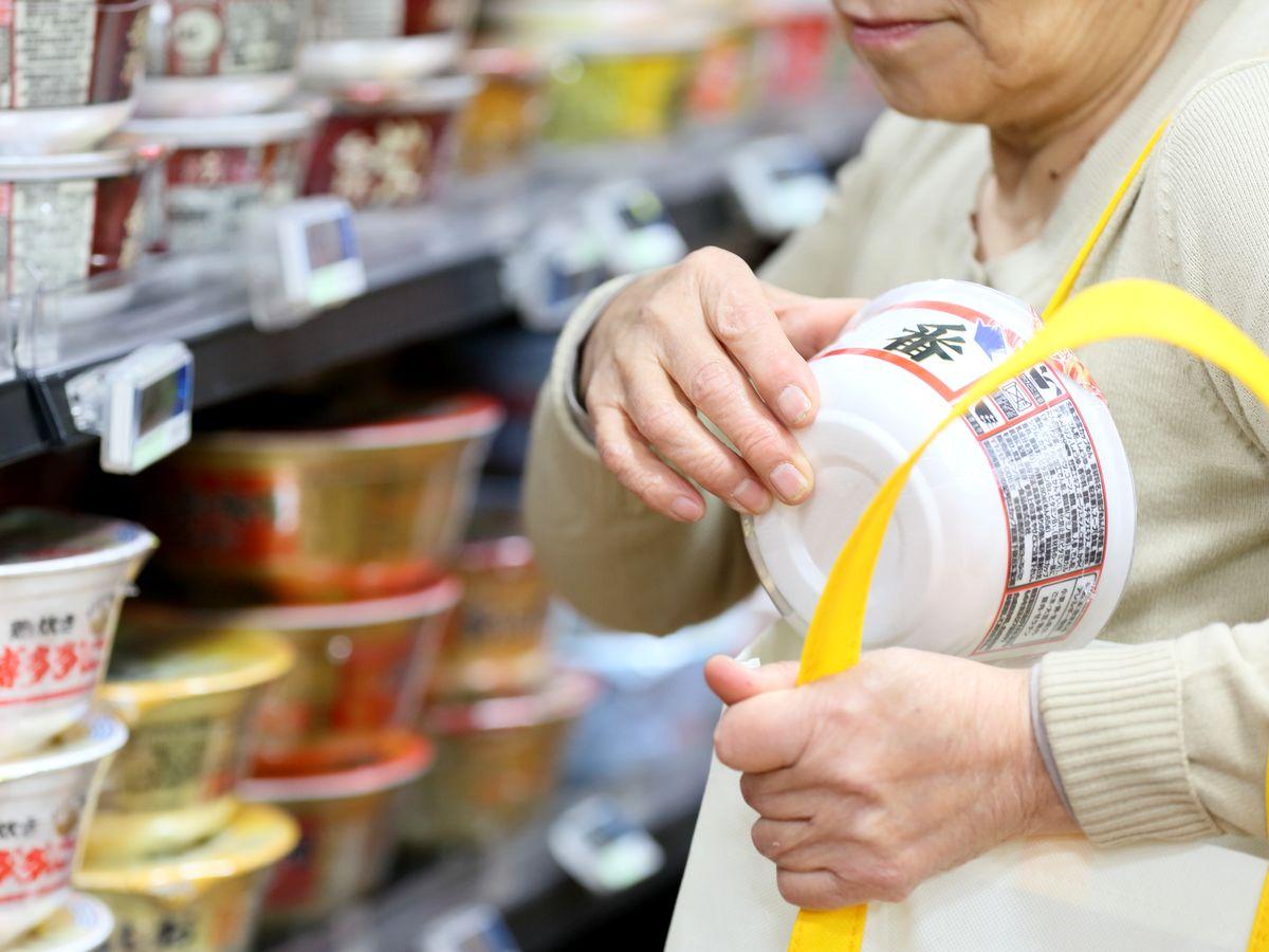 示意图:日本老年人犯罪多涉嫌盗窃(AFLO)