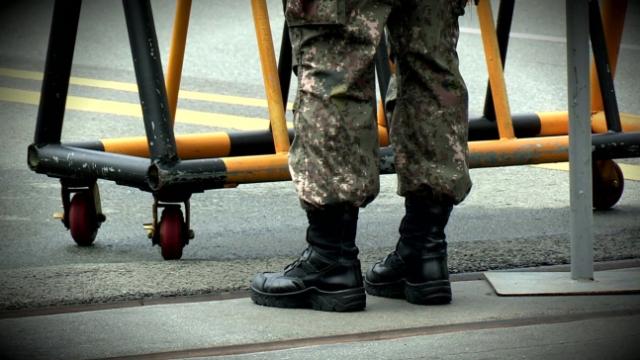 韩国第5师团暴发集体感染 55名新兵确诊新冠