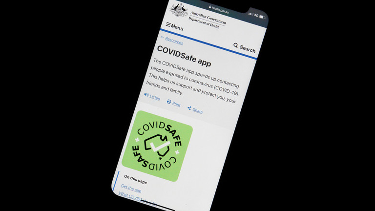 澳政府斥巨资开发新冠追踪APP:仅发现17例 还被曝收集隐私