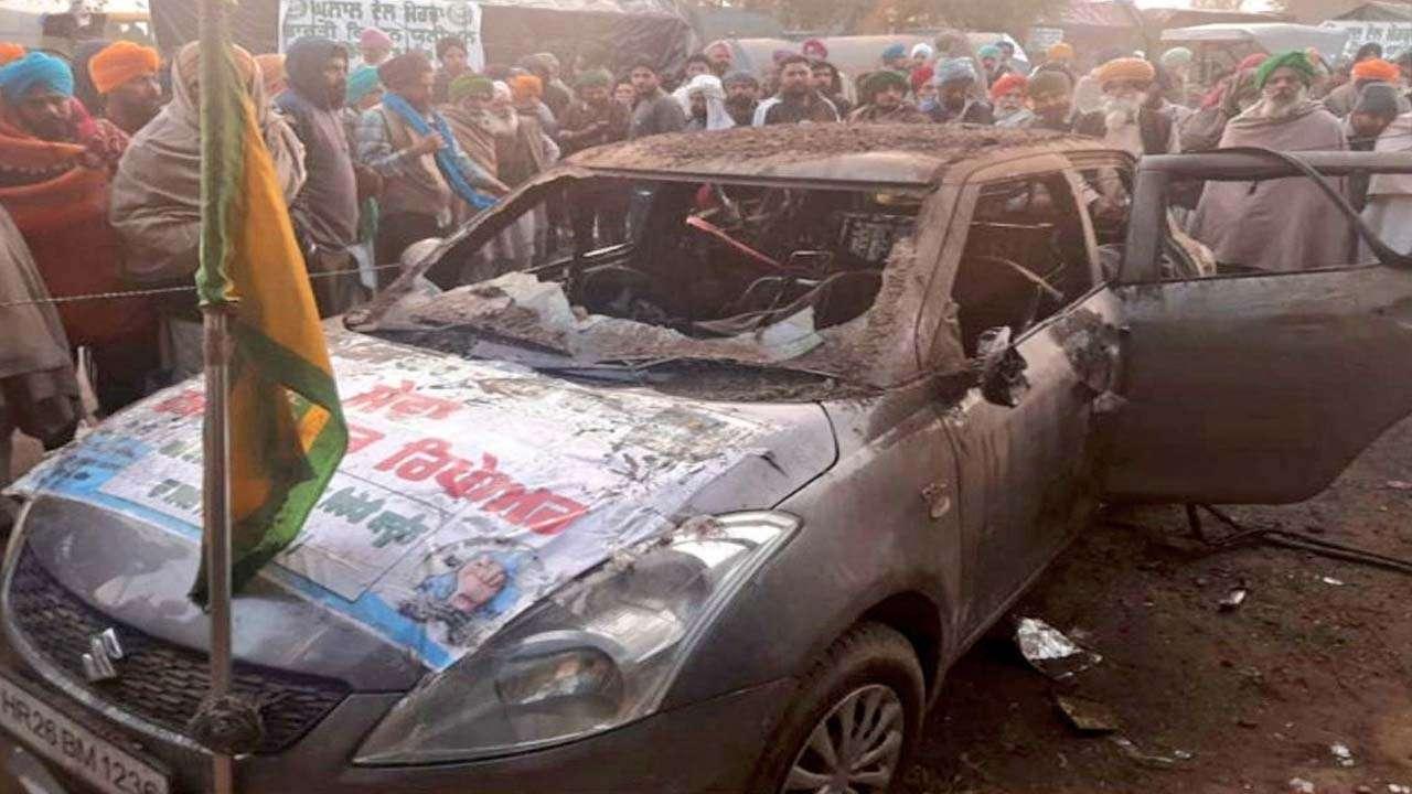 印度爆发农民起义,一抗议者被活活烧死,活动人士发声