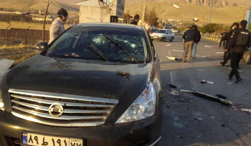 """苏莱曼尼接班人:伊朗科学家被""""美国子弹""""杀死 誓言复仇"""