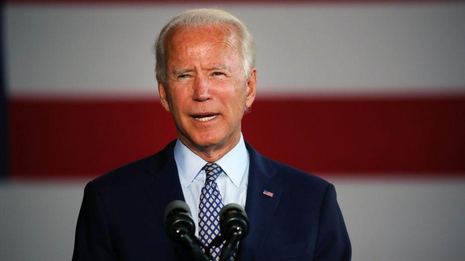"美国""当选总统""拜登。(图源:Getty Images)"