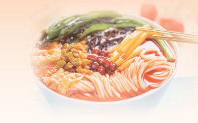 柳州螺蛳粉。资料图片