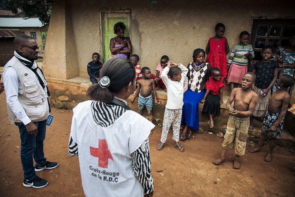 刚果(金)暴发未知疾病 已有14人死亡