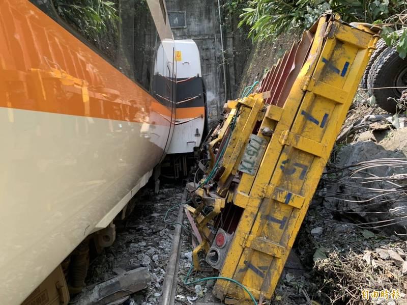 台铁出轨事故死亡人数上升至48人 118人受伤