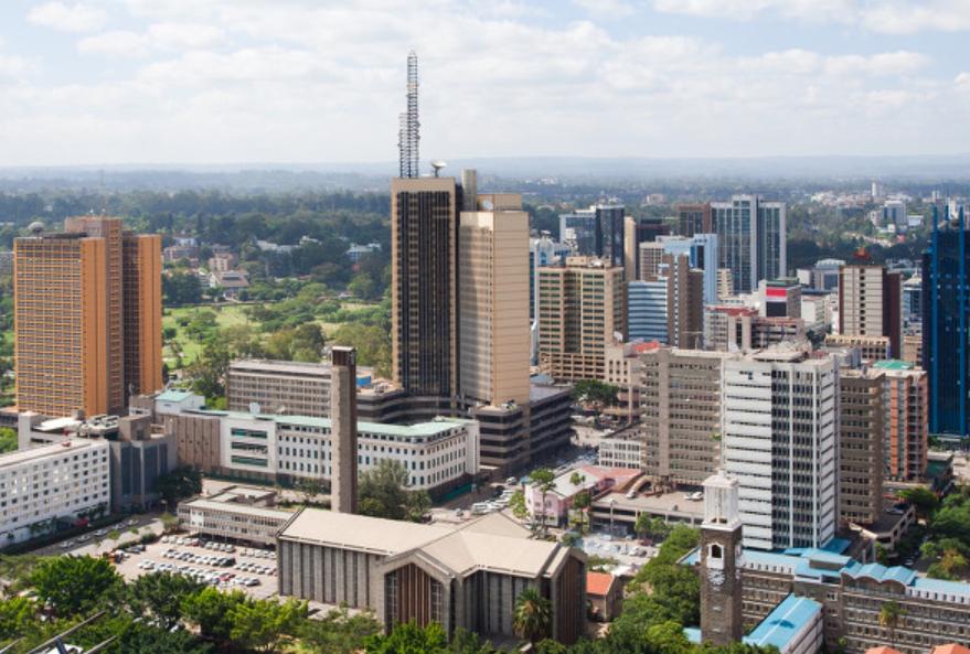 肯尼亚首都内罗毕(资料图)