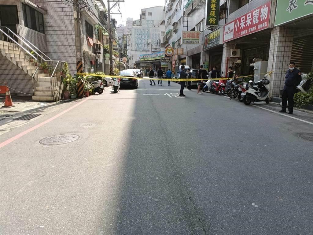 台湾突发枪击案:黑帮大佬被枪杀 10多名黑衣人现身医院